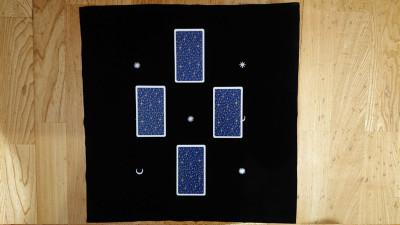 塔羅筆記│輕鬆掌握現況運勢,簡單精準鑽石占卜法(鑽石展開法)