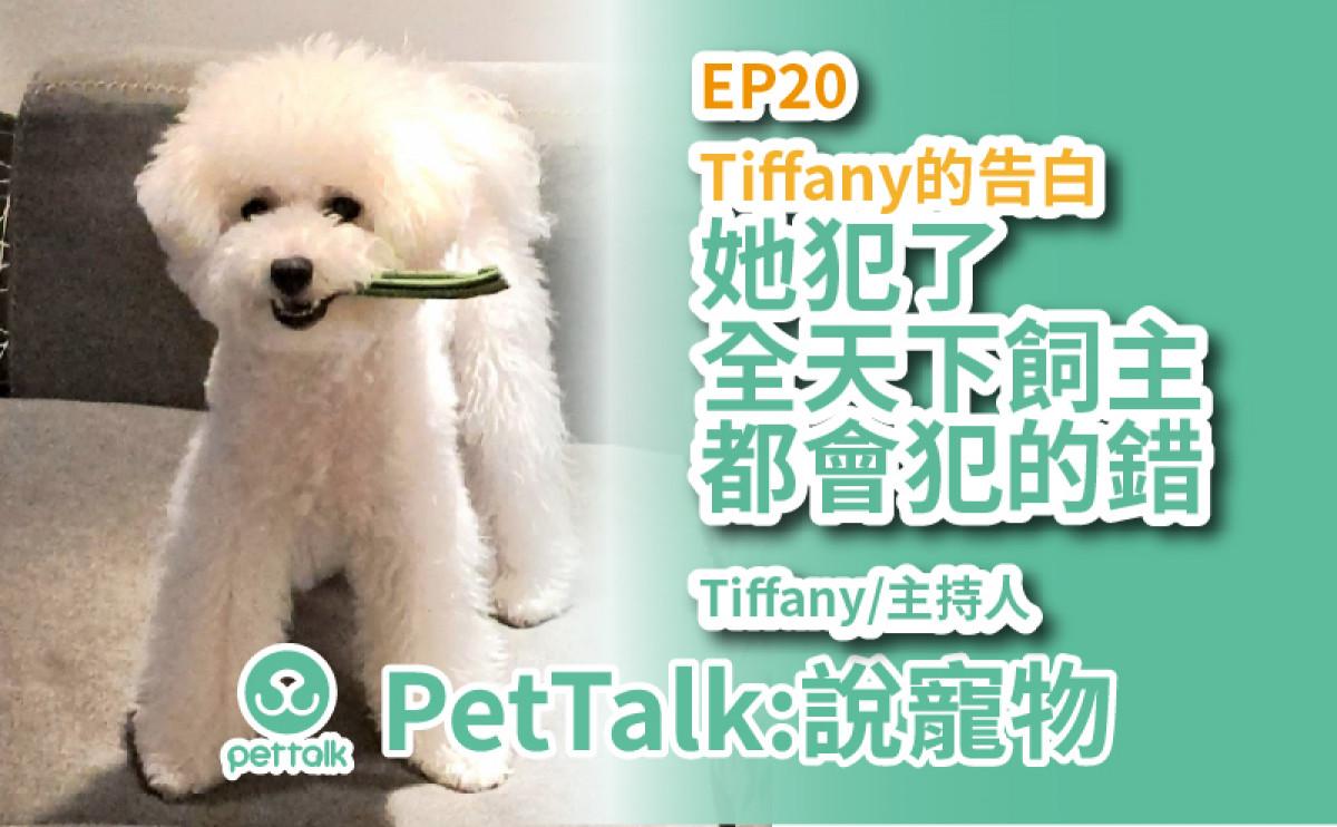 PetTalk說寵物|全天下飼主都會犯的錯是什麼呢?